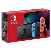 switch neon-rood/ neon-blauw (nieuw model 2019)