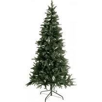 kunstkerstboom groen h 210 cm incl. 370 led