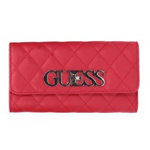 dames portemonnee 3-fold rood