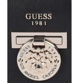Guess dames schoudertas - clutch zwart HWVG7177200/BLA