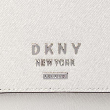 DKNY Liza dames schoudertas wit R01E1936/WHT
