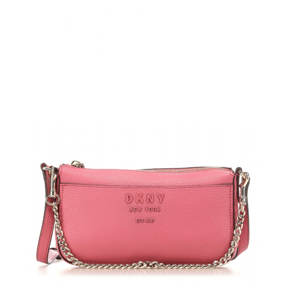DKNY dames schoudertas Noho roze R93HHE15/NXB