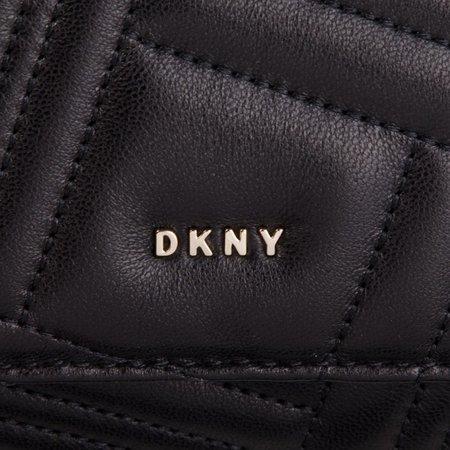 DKNY Allen gestepte dames schoudertas R833B638 BBL
