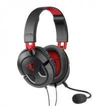 recon 50 zwart over-ear stereo gaming-headset