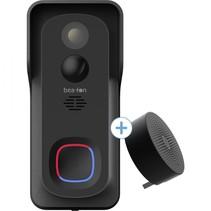 bea-fon visitor 1v smart home outdoor accu camera deurbel