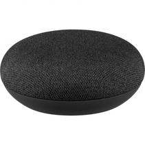 nest mini carbon smart speaker assistant