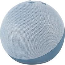 dot 4 blauwgrijs assistant speaker met klok