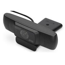 full hd webcam 1080p met autofocus, groothoek