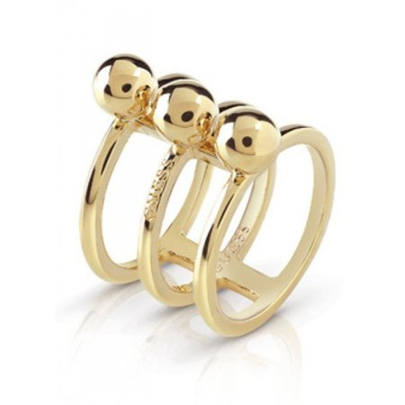 Guess goldplated ring Influencer UBR85016