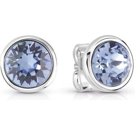 Guess Jewellery Oorbellen Miami zilverkleurig UBE83047