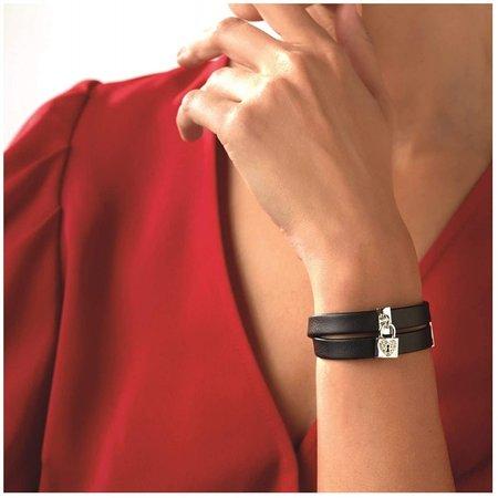 Guess armband zwart UBB85123-S