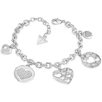 armband Heart Devotion Zilver