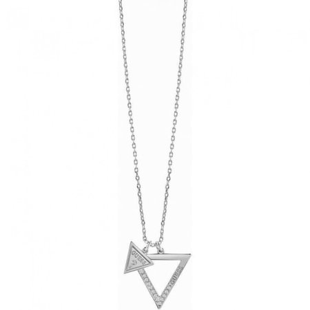 Guess Iconic 3 Angles Ketting UBN83090