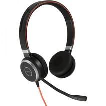 evolve 40 uc stereo headset on-ear bulk