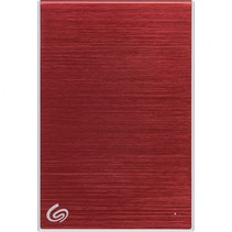 one touch portable 2tb red usb 3.0