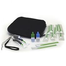 travel kit light 1.6x groen