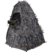 camouflage tent dubbel hoog