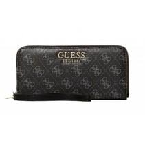 Lorenna Large wallet zwart