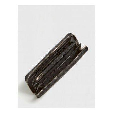 Guess Lorenna Large wallet zwart swsg7671460/coa