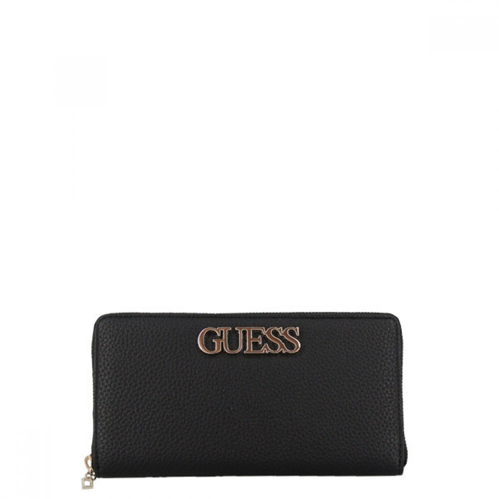 Guess Uptown chic Slg portemonnee swvg7301630/bla