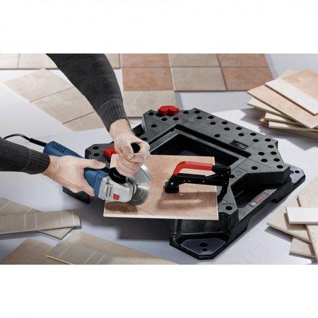 Bosch gws 7-115 e haakse slijpmachine in karton