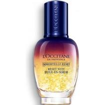 l'occitane immortelle overnight reset oil-in-serum 30ml