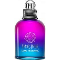 amor amor love festival edt spray 50ml