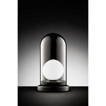 wofi led tafellamp grays zwart 10w