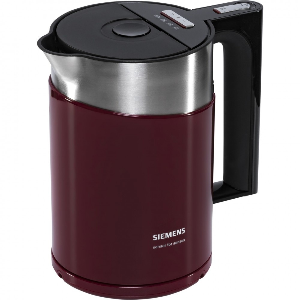 Siemens tw 86104 p cranberry rood