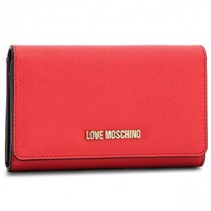 Large wallet rood