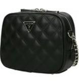 Guess Cessily Camerabag S crossbody tas zwart hwvg7679690/bla