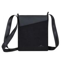 8509 black canvas crossbody bag 8
