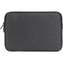 5113 dark grey laptop sleeve 12