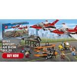 LEGO Vliegveld luchtvaartshow - 60103
