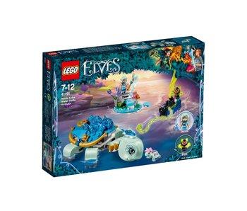 LEGO Nadia en de waterschildpad hinderlaag - 41191