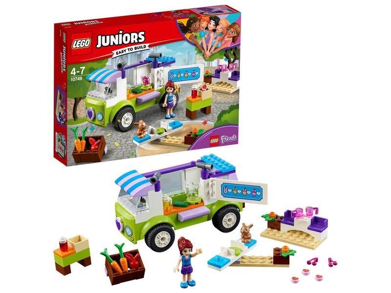 LEGO Mia's biologische voedselmarkt -10749