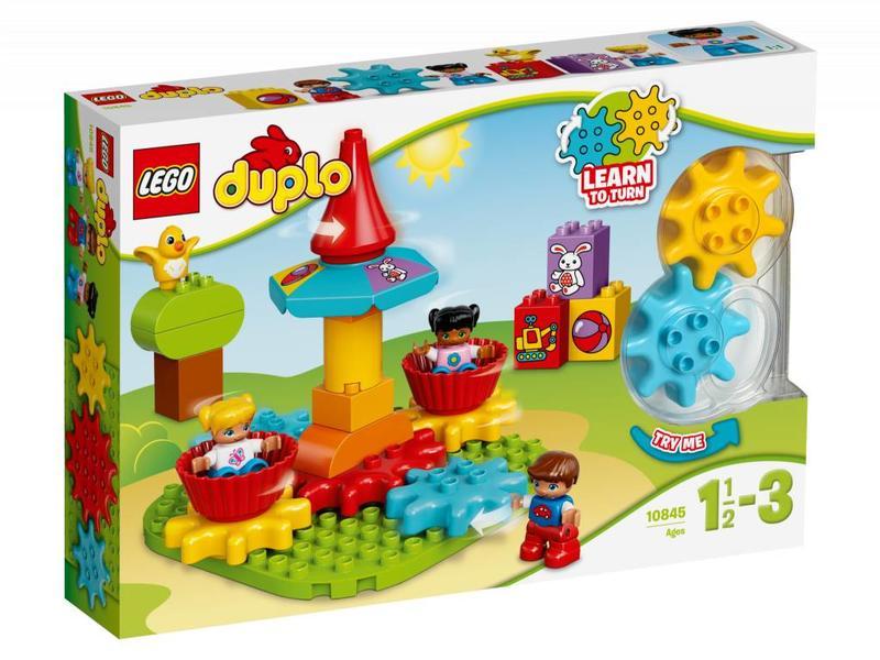 LEGO DUPLO Mon premier carrousel -10845