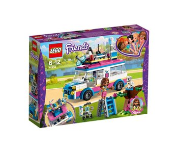 LEGO Olivia's missievoertuig - 41333