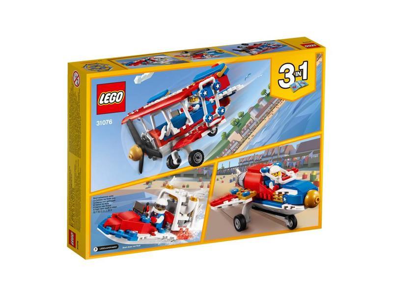 LEGO Stuntvliegtuig - 31076