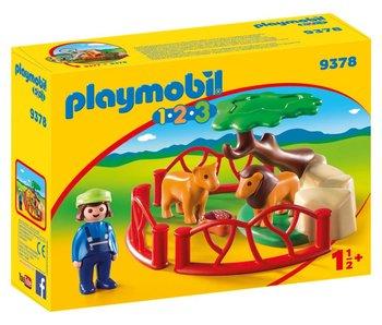 Playmobil Leeuwenverblijf