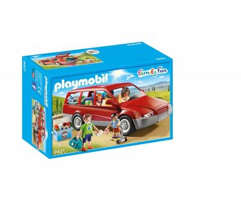 Playmobil Gezinswagen 9421