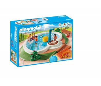 Playmobil Zwembad