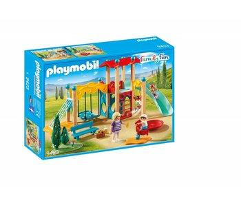 Playmobil Grote speeltuin 9423
