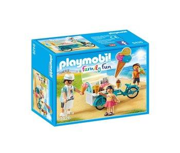 Playmobil Ijsjesverkoper 9426
