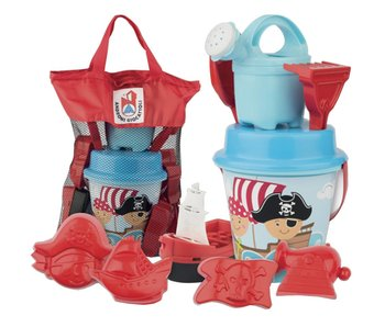 Set de plage Pirate en sac -10 pièces