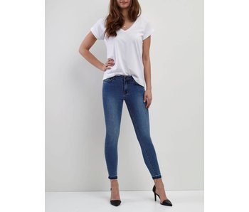 VILA Vicommit lux RW 5P 7/8  jeans   medium