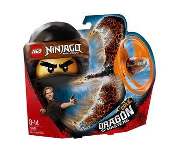 LEGO Cole - dragon maître - 70645
