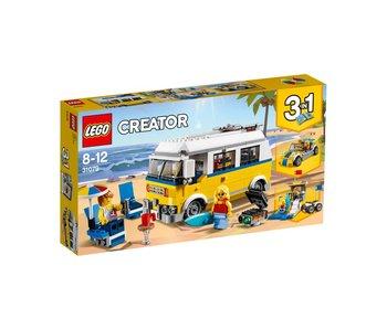 LEGO Zonnig surferbusje - 31079