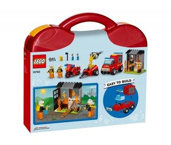 LEGO Valise de pompier - 10740