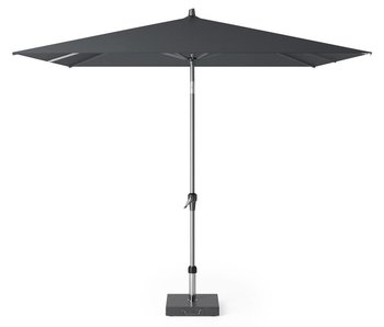 Riva parasol 250x250 cm - antraciet